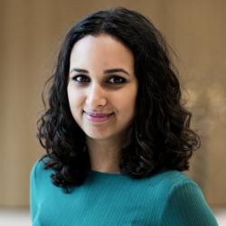 Sarah Omar - Jonge Balie Amsterdam